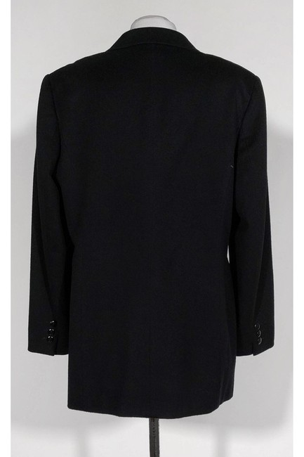 Max Mara Wool Black Jacket Image 2