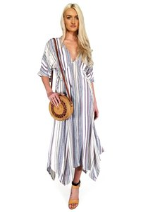 Maxi Dress by Current Boutique Dash In To Me Maxi