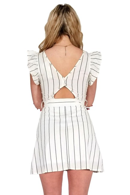 Current Boutique short dress white Peaceful Breezy Feeling on Tradesy Image 2