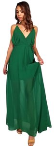 Current Boutique short dress green Emerald City Chic on Tradesy