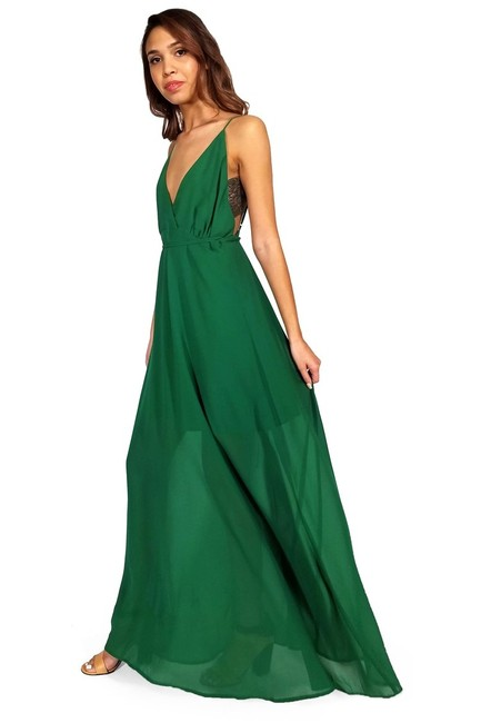Current Boutique short dress green Emerald City Chic on Tradesy Image 1