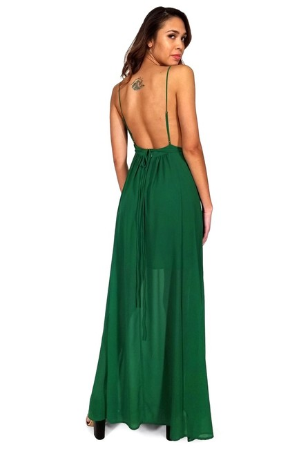 Current Boutique short dress green Emerald City Chic on Tradesy Image 2