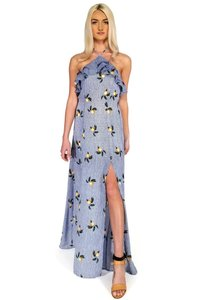 Current Boutique short dress blue Peach For The Sky on Tradesy