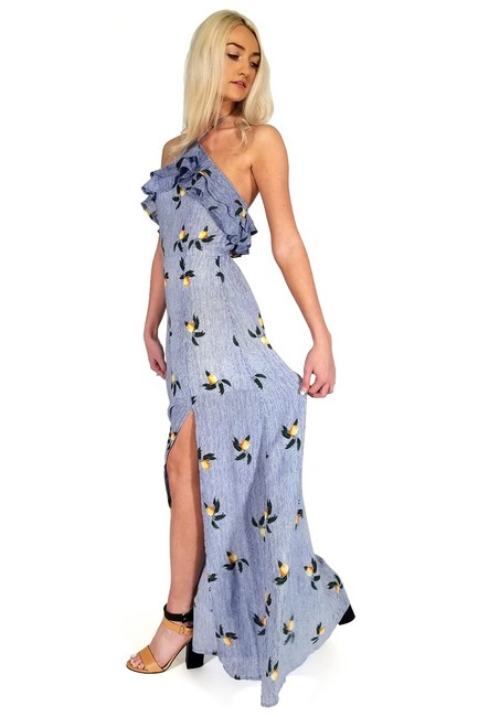 Current Boutique short dress blue Peach For The Sky on Tradesy Image 1