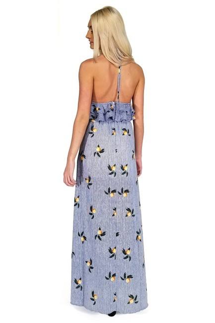 Current Boutique short dress blue Peach For The Sky on Tradesy Image 2