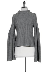 Autumn Cashmere Grey Knit Sweater