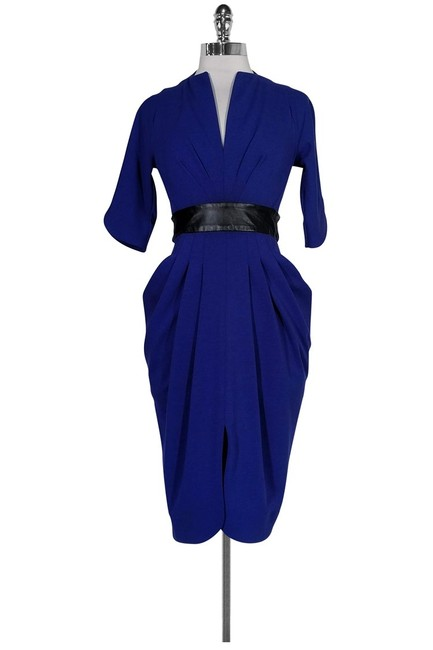 Preload https://img-static.tradesy.com/item/25218125/catherine-malandrino-blue-short-casual-dress-size-2-xs-0-0-650-650.jpg