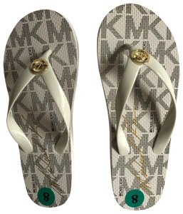 2449ca3398ab Michael Kors Sandals - Up to 70% off at Tradesy