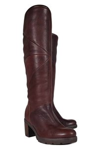 UGG Australia Tall Leather Brown Boots