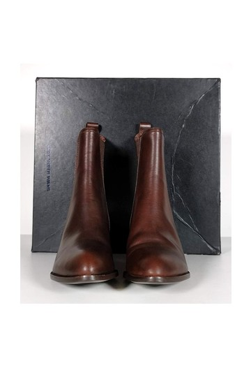 Alexander Wang Anouck Leather Chelsea brown Boots Image 1
