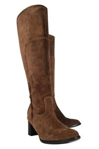 Paul Green Suede Tall brown Boots