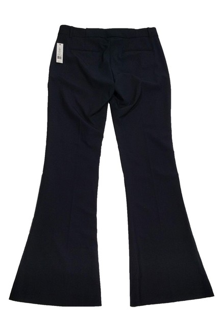 Theory Navy Tailored Trouser Pants Image 1