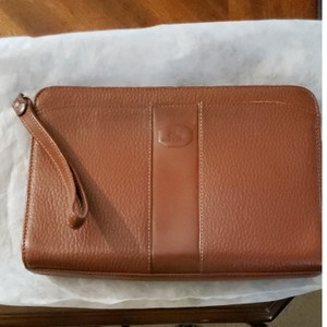Burberry London Brown Clutch