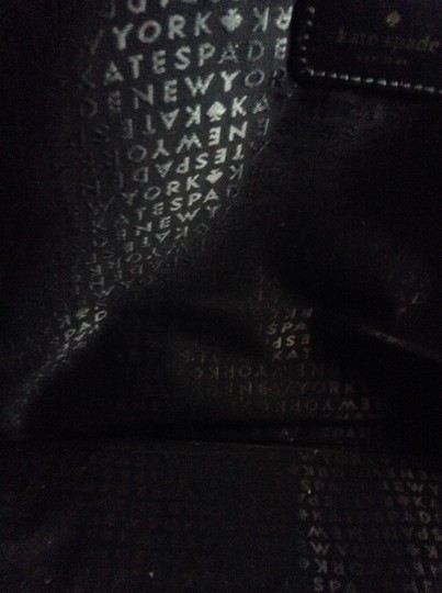 Kate Spade Tote in Black and Cream Image 2