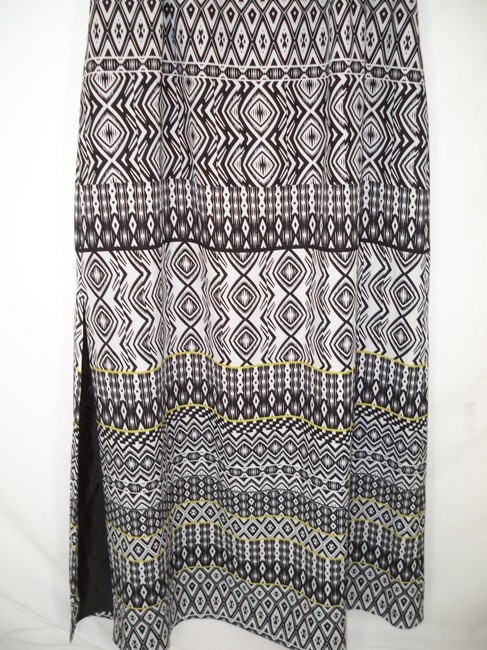 Maxi Dress by J.Crew Maxi Racer Back Long Printed Image 3