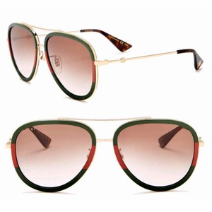 81bb8a05fe2 Gucci Sunglasses on Sale - Up to 70% off at Tradesy