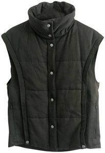 Theyskens' Theory Cotton Twill Fall Vest
