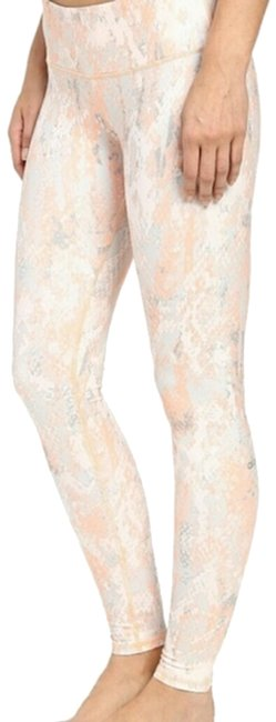Item - Peach Python Airbrush Leggings Size 8 (M, 29, 30)