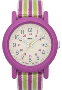 Timex Timex Female Ironman Watch T2N494 Pink Analog