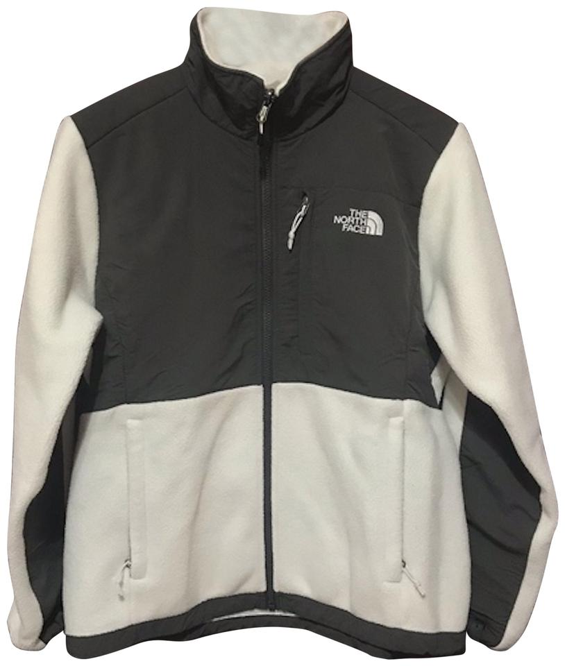 f62c59c06 The North Face White Women's Denali Jacket Activewear Size 10 (M) 67% off  retail