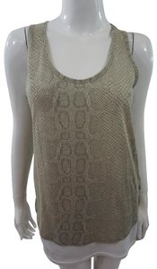 0b99920a2ee5bb Majestic Filatures Animal Print Top Gray