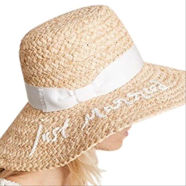 Item - Just Married Beach Hat