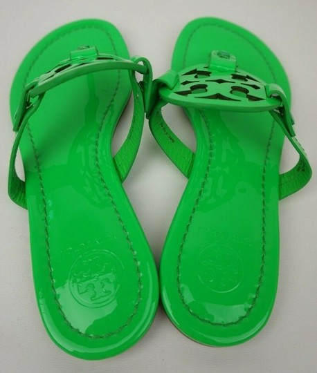 Tory Burch Green Sandals Image 1