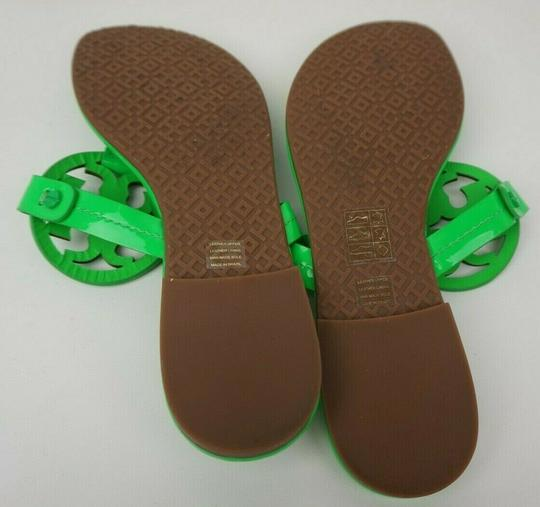 Tory Burch Green Sandals Image 3