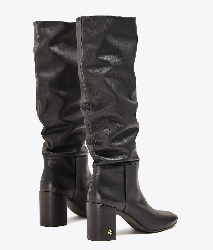 fd01cf7175c Tory Burch Perfect Black Brooke Slouchy Boots/Booties Size US 10 Regular  (M, B)