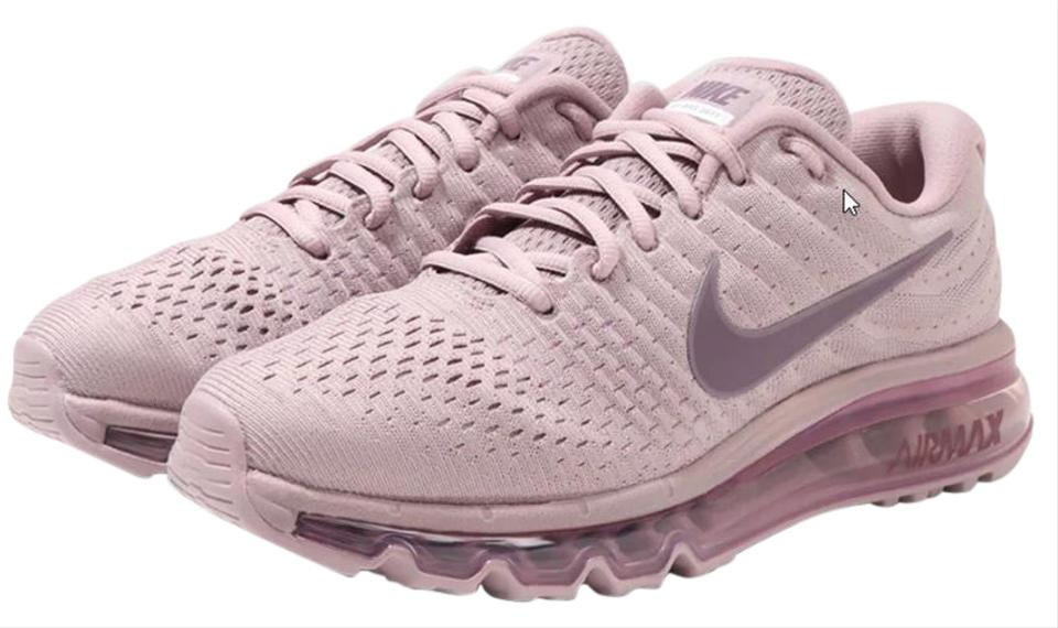 separation shoes 6ba23 9f742 Nike Purple Rare Women's Air Max 2017 Plum Fog/Pro Purple-elemental Rose  Sneakers Size US 9 Regular (M, B)