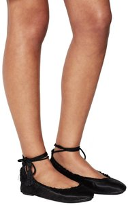 Joie Chanel Iro Tory Burch Black Flats