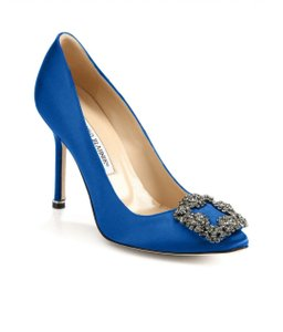 8154f70d8 Manolo Blahnik on Sale - Up to 70% off at Tradesy