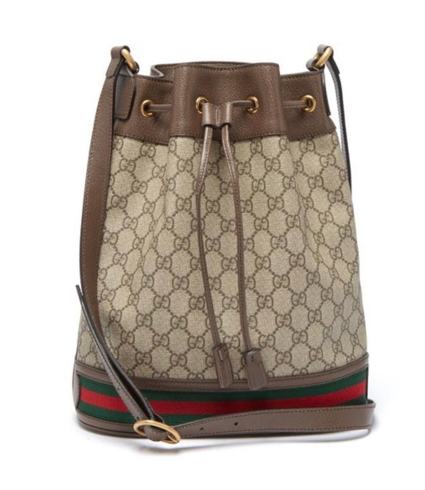 ee9973b217a Gucci Ophidia Gg Supreme Shoulder Bag - Tradesy