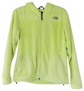 The North Face Lime Yellow Jacket