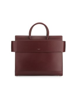 Givenchy Givenchyhorizon Tote in oxblood