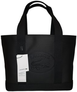Lacoste Tote in Black