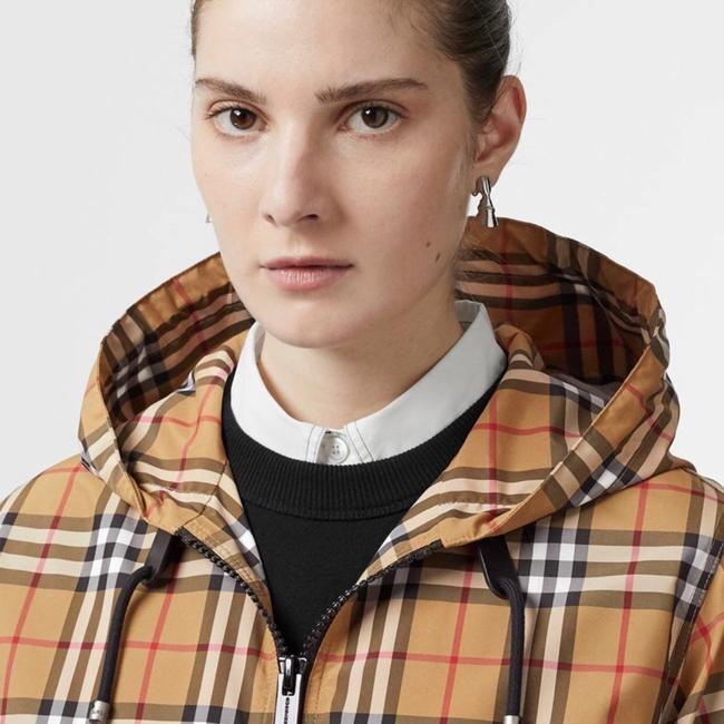 Burberry antique yellow check Jacket Image 11