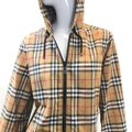 Burberry antique yellow check Jacket Image 3