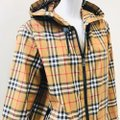 Burberry antique yellow check Jacket Image 2