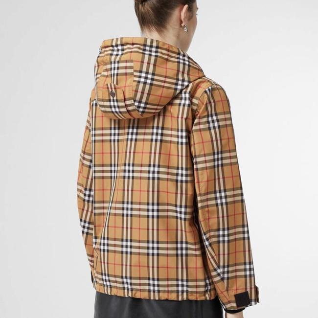 Burberry antique yellow check Jacket Image 6