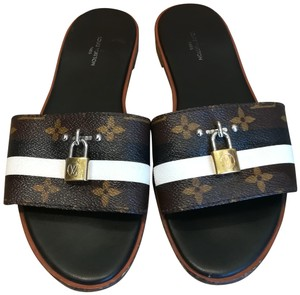 1504218b00c7 Louis Vuitton Sandals - Up to 70% off at Tradesy