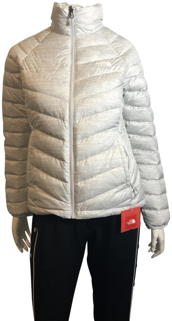 Item - Gray 1419 550 Flare Down Jacket Size 8 (M)
