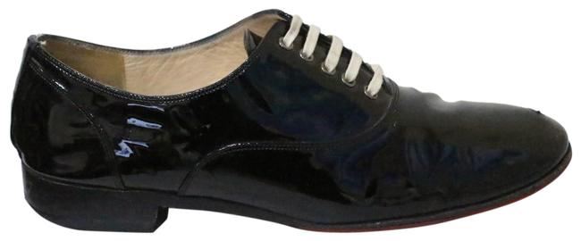 Item - Black Fred Patent Leather Flats Size EU 37.5 (Approx. US 7.5) Regular (M, B)