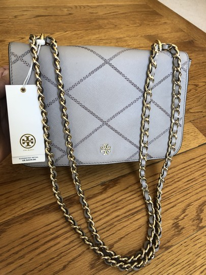 Tory Burch Satchel in Light grey Image 2