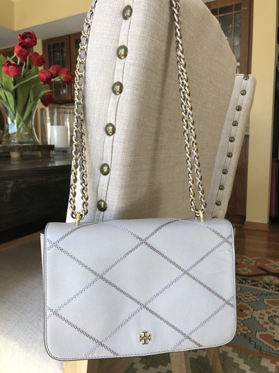 Tory Burch Satchel in Light grey Image 4