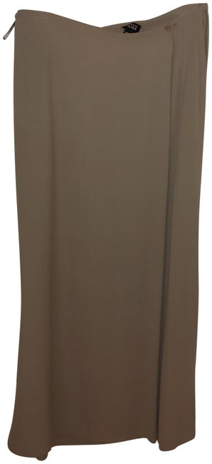 Item - Taupe Pencil Skirt Size 12 (L, 32, 33)