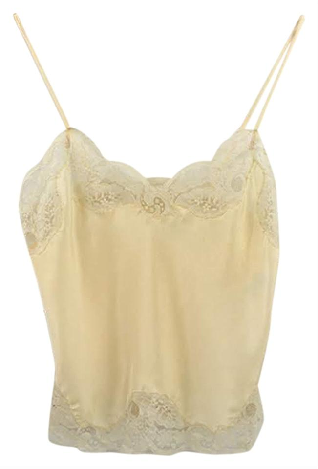 30841183fb EVE STILLMAN #intimates #lace #silk #lingerie #vintage Top IVORY Image 0 ...