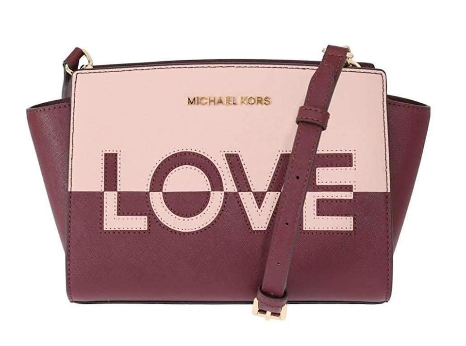 cc3658123aca21 Michael Kors Merlot Bags, Accessories & More - Up to 70% off at Tradesy