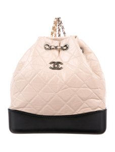 Chanel Calfskin Backpack