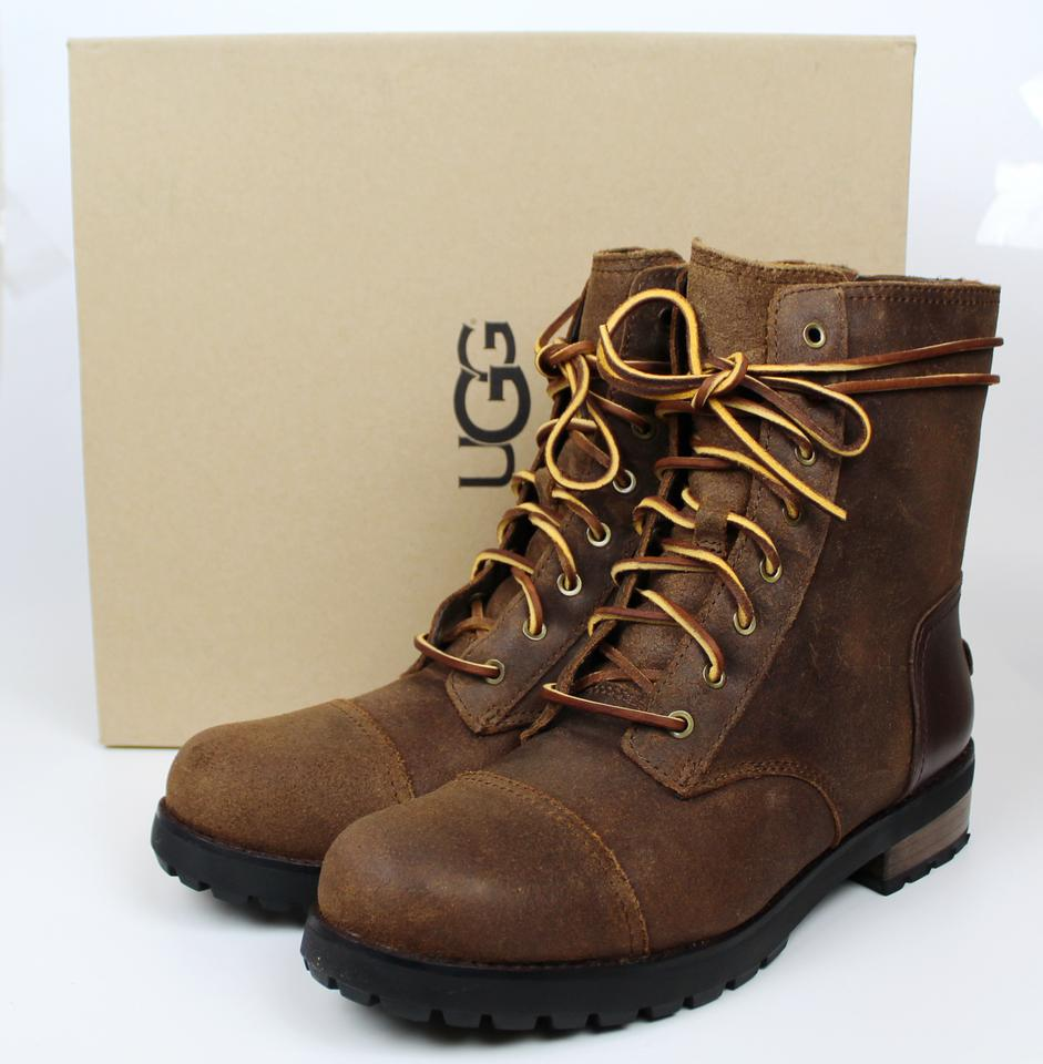 c9e4f58abfc UGG Australia Chipmunk Kilmer Ii Genuine Shearling Lined Water Resistant  Boots/Booties Size US 10 Regular (M, B) 37% off retail